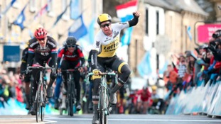 Stage One round-up: Crowds embrace spirit of cycling on return of Tour de Yorkshire
