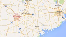 The children were found at a home in San Antonio, Texas