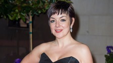 Sheridan Smith returned triumphant to the stage on Friday after the show was cancelled on Thursday due to 'technical failure'
