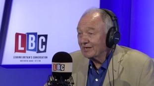 Livingstone sorry for 'disruption' after Hitler remarks
