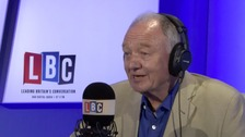 Ken Livingstone defended his comments on LBC