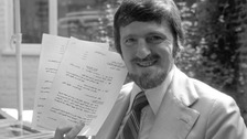 Memorial garden to celebrate life of Jimmy Hill