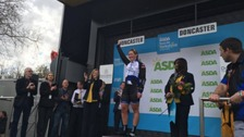 Kirsten Wild wins Women's Tour De Yorkshire