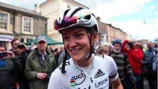 Team Great Britain's Lizzie Armitstead