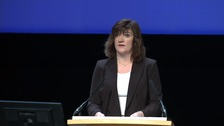 Education Secretary heckled at head teachers' conference
