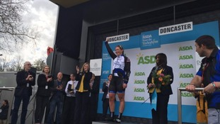 Kristen Wild crowned Women's Tour de Yorkshire winner