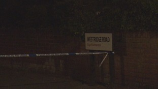Westridge Road sign