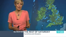 Helen has the bank holiday weekend forecast
