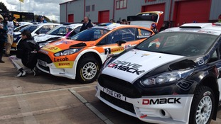Pirelli Rally day one