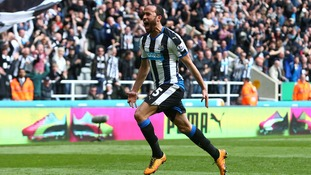 Premier League match report: Newcastle United 1-0 Crystal Palace