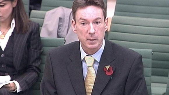 The BBC's security correspondent Frank Gardner