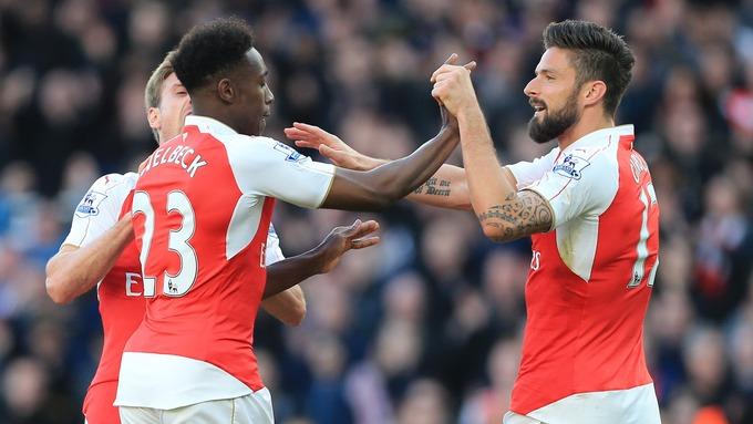 ไฮไลท์  Arsenal 1 - 0 Norwich City