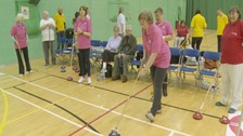 New Age Kurling- world championships held in Kent