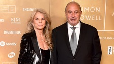 Tina Green and Sir Philip Green