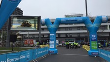 Middlesbrough hosts the start of Tour de Yorkshire's final stage