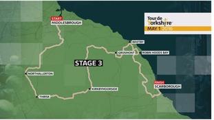 Tour de Yorkshire 2016: Day three