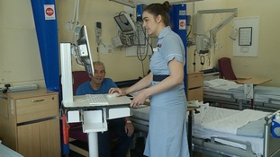 New IT system to improve patient care in hospital