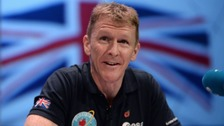 Extra two weeks in space for Major Tim