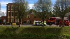 Two people die in Spalding house fire