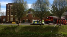 Third body found in Spalding house fire