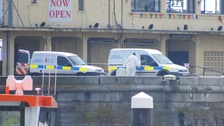 Man arrested after body pulled from sea at Broadstairs