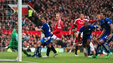 FULL TIME Manchester United 1 -1 Leicester City