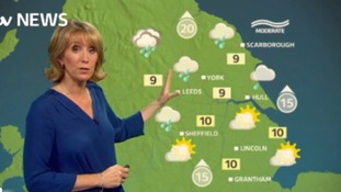 Weather forecast: What's in store for Bank Holiday Monday