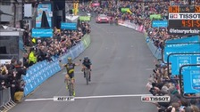 Voeckleur wins Stage 3 of Tour de Yorkshire