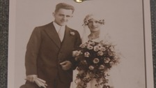 Church celebrates a century of weddings