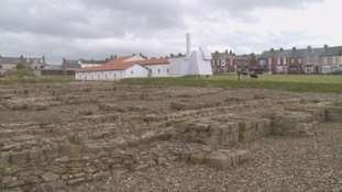 Roman 'travel lodge' in South Shields