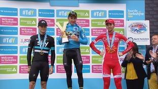France's Thomas Voeckler wins the Tour de Yorkshire