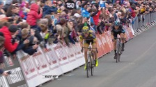 Crowds greet Tour de Yorkshire for third day