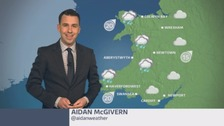 Wales weather: windy with heavy showers