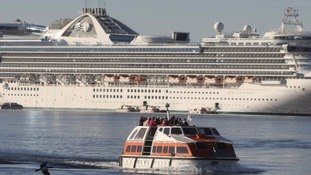 First US-Cuba cruise in 40 years sets sail