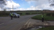 Men killed in light plane crash 'RAF pilots'