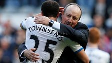 Townsend and Benitez