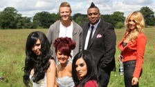 MTV Valleys cast