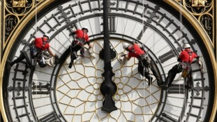 Big Ben is to fall silent while urgent repair works are carried out on the Elizabeth Tower and the famous clock