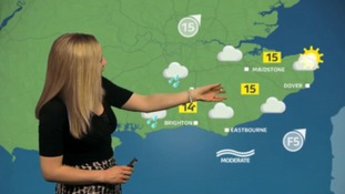 Philippa has the latest weather for the east