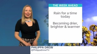 Bank Holiday weather: rainy & cloudy