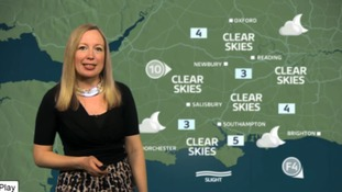 Philippa has the weather outlook for the west
