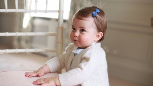 Princess Charlotte has received numerous exotic gifts