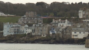 One in four homes in St Ives are second homes belonging to people who don't live there