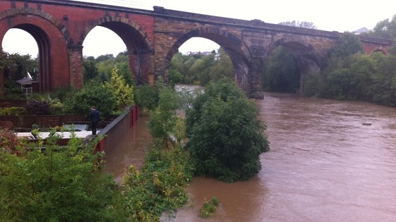 Swollen River Tees