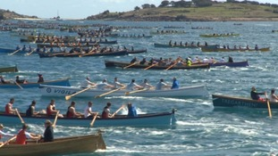 3000 rowers will strain every muscle to beat their rivals and become champions of the world.