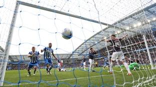 Championship report: Brighton 1 Derby 1