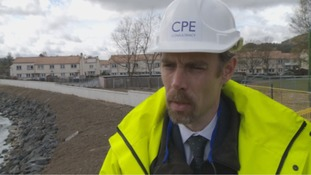 Conor Price, Project Manager, Selkirk Flood Protection Scheme