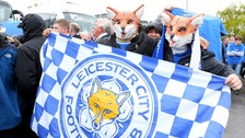 Leicester City could take the championship