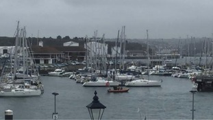 Transatlantic race begins in Plymouth