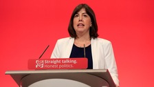 Shadow education secretary Lucy Powell